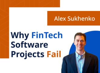 Why FinTech Software Projects Fail