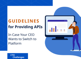 Guidelines for Providing APIs — In Case Your CEO Wants to Switch to Platform