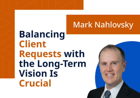 Balancing Client Requests with the Long-Term Vision Is Crucial