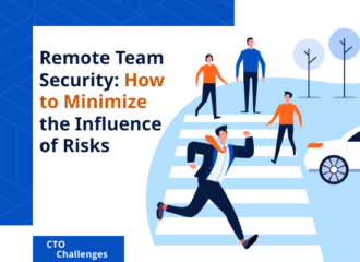 Remote Team Security: How to Minimize the Influence of Risks