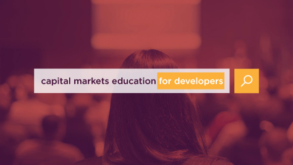 Capital Markets education