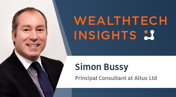 WealthTech Insights with Simon Bussy