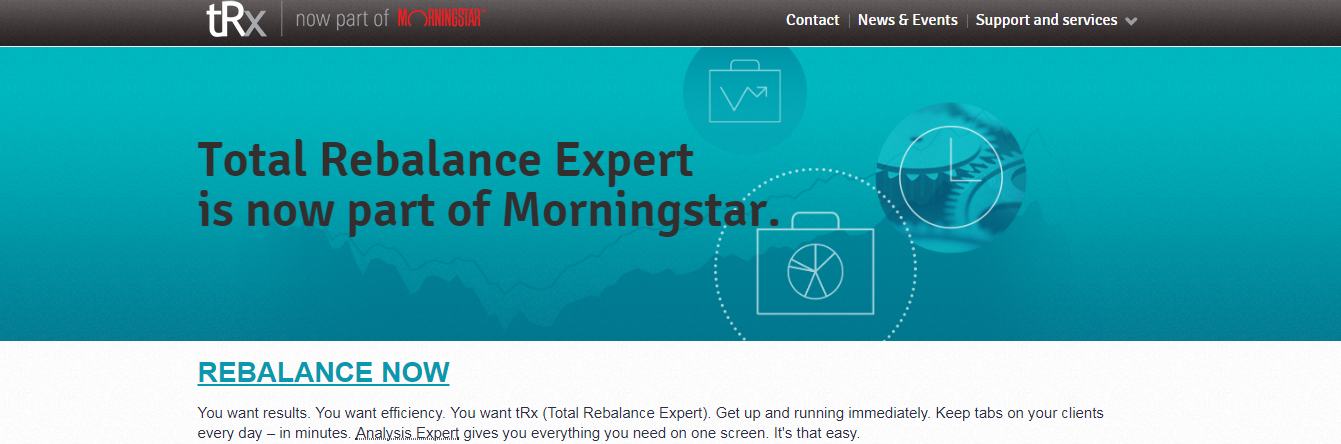 Morningstar-tRx