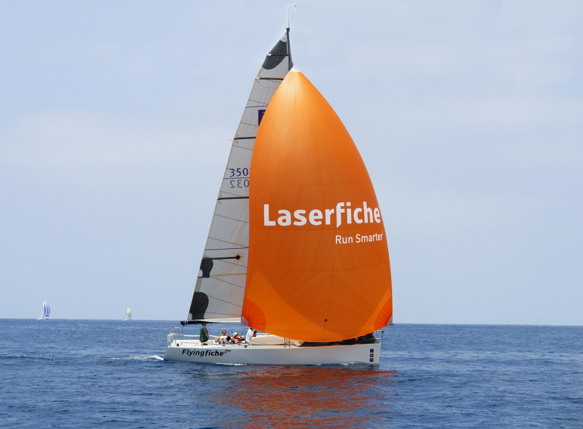 Laserfiche Flying Fiche